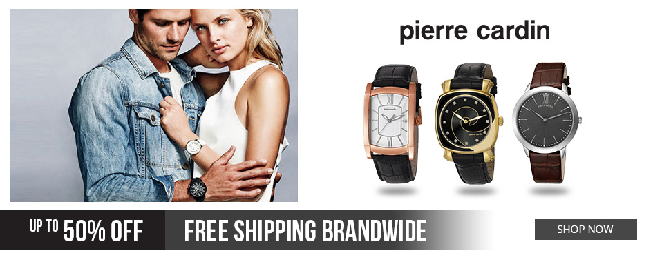 Up To 50% Off Pierre Cardin