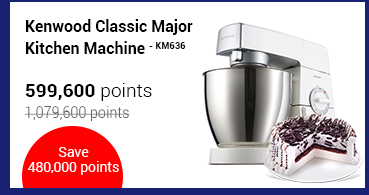 Kenwood Classic Major Kitchen Machine - KM636