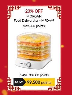 Morgan Food Dehydrator - MFD-A9