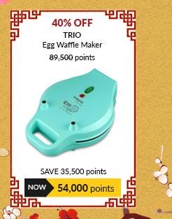 Trio Egg Waffle Maker - TEW-230