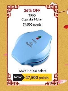 Trio Cupcake Maker - TCC-227