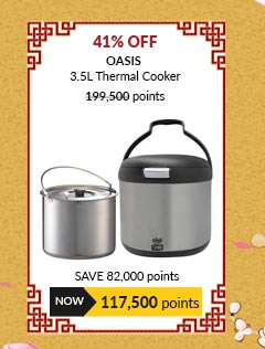 Oasis 3.5L Thermal Cooker