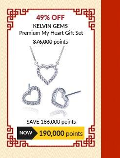 Kelvin Gems Premium My Heart Gift Set