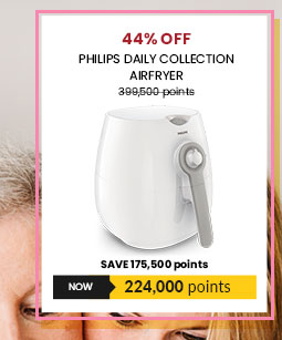Philips Daily Collection AirFryer - HD9216