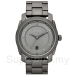 Fossil Men's Machine Grey Stainless Steel Watch - FS4705