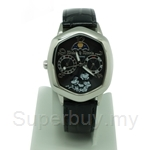 Mickey Mouse chronograph leather Limited Edition watch ~ only 3000 pcs worldwide