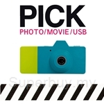 Fuuvi Pick Mix Color Series Digital Camera