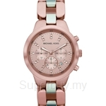 Michael Kors MK5608 Women's Rose Gold Plated Chronograph Watch