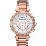 Michael Kors MK5491 Women's Glitz-Top Chronograph Watch
