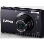 Canon PowerShot Camera - PS-A3400IS