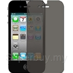 Iphone 4/4S Screen Protector -2 way Privacy
