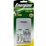 Energizer New Value Battery 2AA Charger - CHVC2