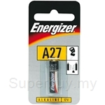 Energizer Alkaline Batteries 12.0V - A27BP1