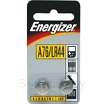 Energizer Alkaline Batteries 1.5V - A76BP2