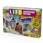Game of Life Adventures Edition Game - 9060