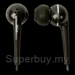 TDK LoR EB-300BK 9mm Ear-Bud Headphone - TDK-EP-EB300
