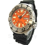 Seiko SKX781K3 Gents Automatic 200M Diver Watch Orange Monster