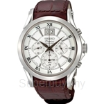 Seiko SPC059P1 Gents Premier Big Calendar Chronograph Watch