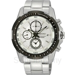 Seiko SNDC57P1 Gents Criteria Chrongraph Watch