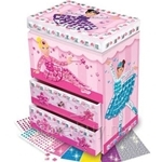 Mosaic Ballerina Beauty Box - 64815