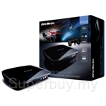 Avermedia Dark Crystal Hd Capture Station