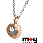M+Y STEEL Mothers Day Jewelry - 103-526
