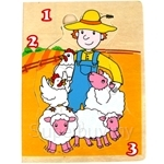 Farm Animal Counting Book - WC-5167