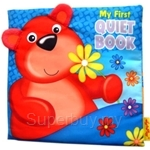 Lala Baby My First Quiet Book