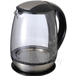 Khind Electric Glass Jug Kettle 1.8L - EK180G