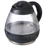 Khind Electric Glass Jug Kettle - EK120G