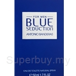 Antonio Banderas Blue Seduction 50ml For Men