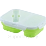 Oasis 900+600ml Lunch Silicone Food Container
