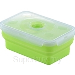 Oasis 1200ml Rec 1pc Silicone Food Container