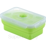 Oasis 1000ml Rec 1pc Silicone Food Container