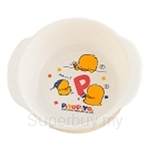 PiyoPiyo Milk Bowl Microwaveable (1 pcs) - 630052