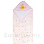PiyoPiyo Summertime Receiving Blanket - 810330P