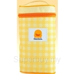 Piyopiyo Bottle Thermal Bag for Two - 880034A