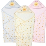Piyopiyo Summertime Receiving Blanket - 810591