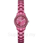 Guess W80074L1 Ladies Sport Mini Pink Aluminum Watch