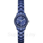 Guess W80074L2 Ladies Sport Mini Blue Aluminum Watch