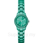 Guess W80074L4 Ladies Sport Mini Green Aluminum Watch