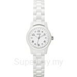 Guess W65022L1 Ladies Sport White Polycarbonate Watch