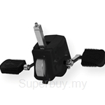 JDBug Pedal Kit Black - LR-BB-GBB