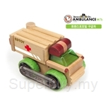 Transformobile Ambulance Toy - W90067