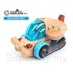 Transformobile Airplane Toy - W90076