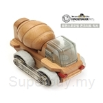 Transformobile Concrete Mixer Truck Toy - W90062