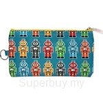 DQ Pencil Case Robot Kids - DQ-151197PC