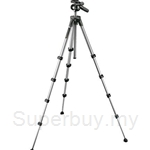 National Geographic Tundra Tripod with Photo-Video Pan Tilt Head and MSBAG - NGTT2