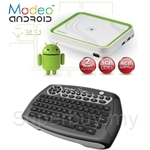 Modeo Android 2.3 HD Player (MR91) + Modeo Air Mouse Keyboard (KB30)