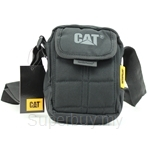Caterpillar Wallet Pouch Black Robert Bag - CAT-80003